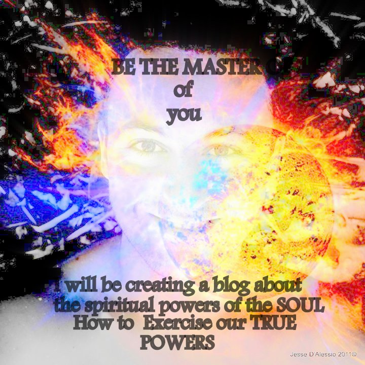Be the Master of YOU with the Powers of the Soul