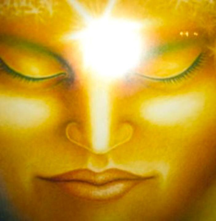 Golden BUddha Light