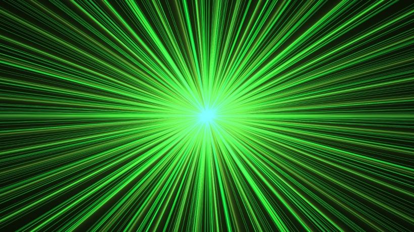 Green Light Blast