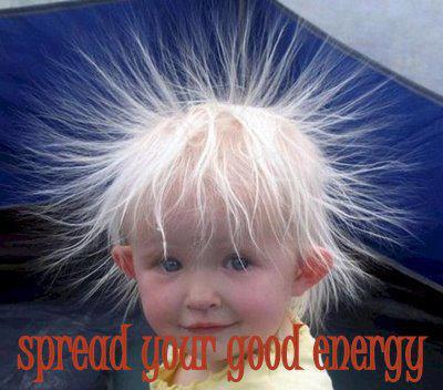 spread your good energy