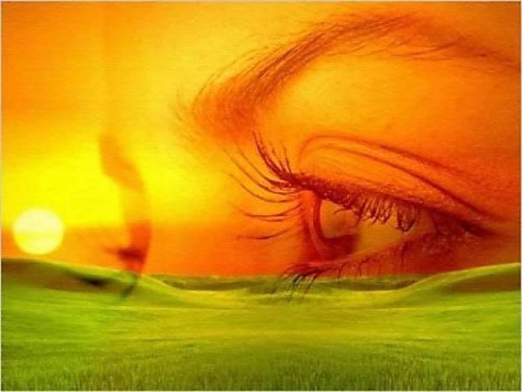 the eye of Drishti