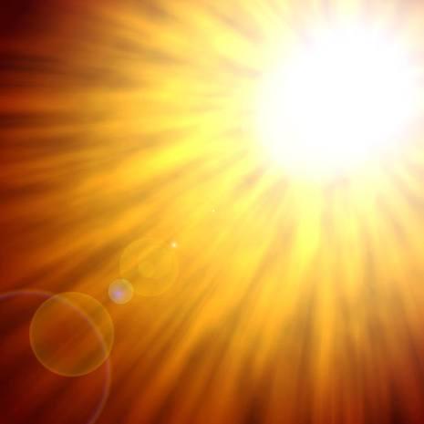 Let in the Light~Golden